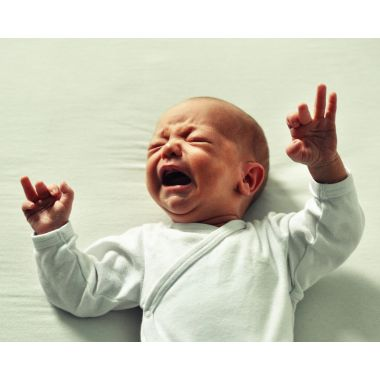 Do all babies cry? How colic is different? And how to soothe a crying baby?