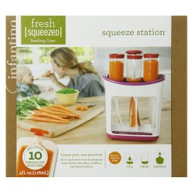 Fresh squeezed squeeze station