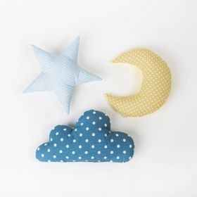 Sky pillow set