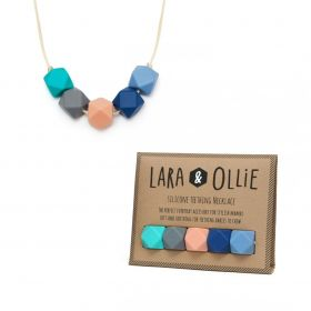 Lily teething necklace