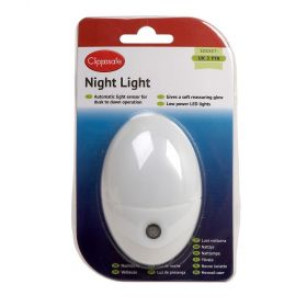 Nightlight with sensor