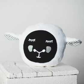 Soft sheep pillow