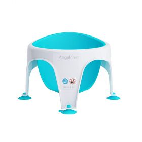 Soft touch baby bath seat - Aqua