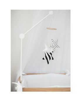 Cot mobile  arm