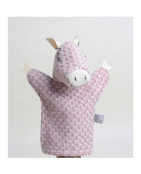 Little pig hand puppet