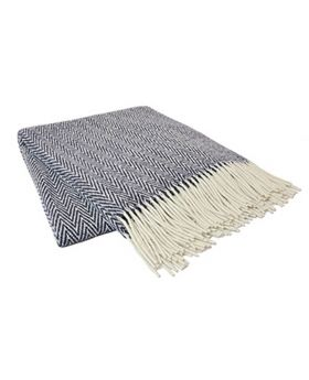 Thorn wool blanket