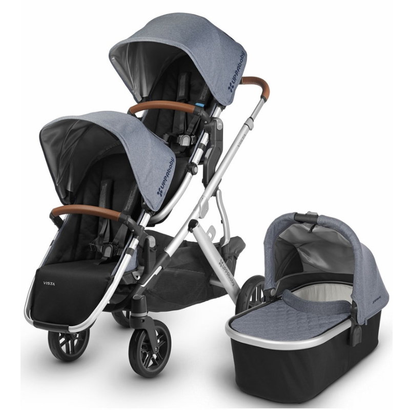 pushchair for multiply children