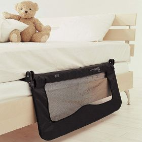 Bed rail - Black