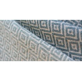 Diamond Biface wool blanket