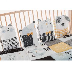 Cot Bumper - Dream Big - Set of 4