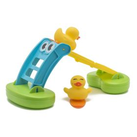 Bath toy - float & slide