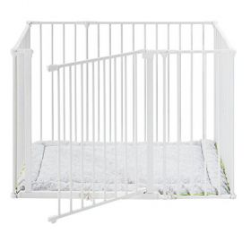 Playpen square - White