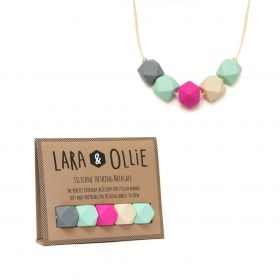 Clara teething necklace