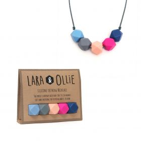 Emily teething necklace