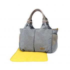 Changing bag- Lotti grey