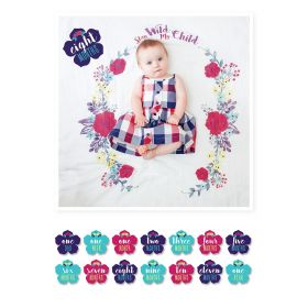 Milestone Blanket & Card Set