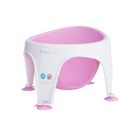 Soft touch baby bath seat - Pink