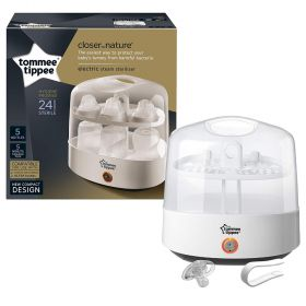 Closer to Nature Babycare Electric Steam Steriliser