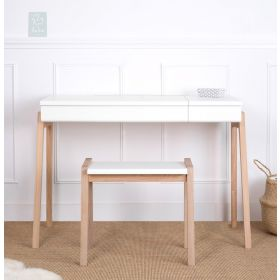 Tall writing desk