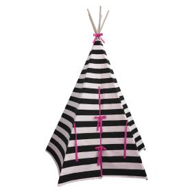 teepee image with white back ground