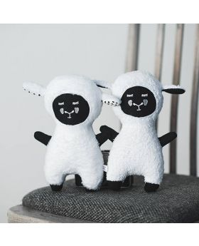 Sheep rattle toy