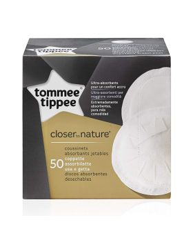 Closer to Nature Disposable Breastpads x 50